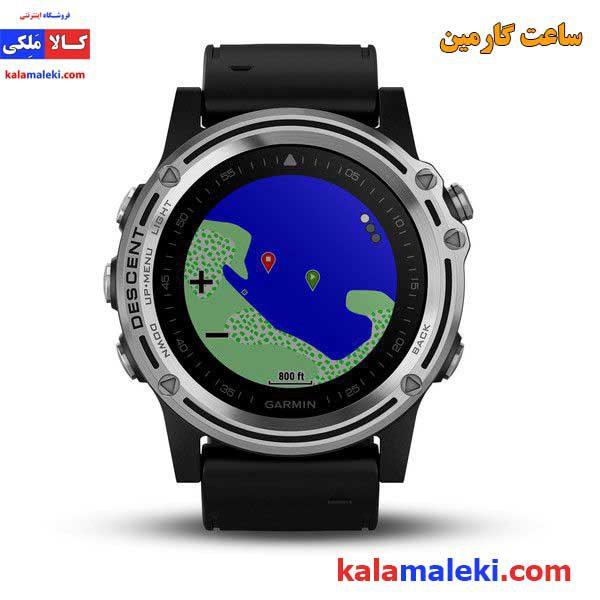 ساعت غواصی گارمین مدل Descent Mk1