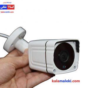 دوربین مداربسته AHD کیفیت 2مگاپیکسل با DVR